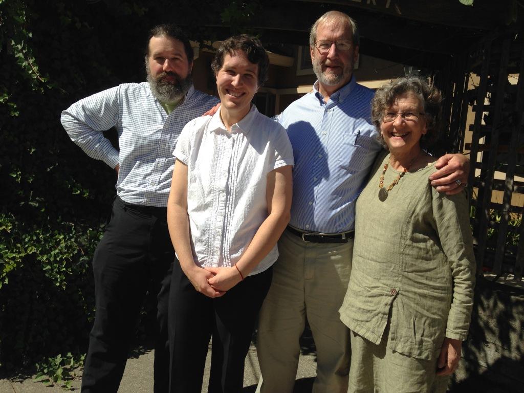 O'Flynn family in Penngrove CA-Aug 4 2018